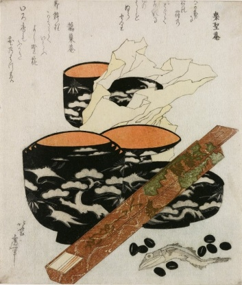 Shikishiban Still-Life