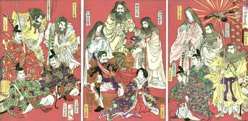 Meiji Tenno Among Kami and Emperors
