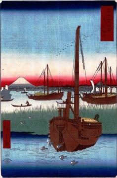Off Tsukuda Island