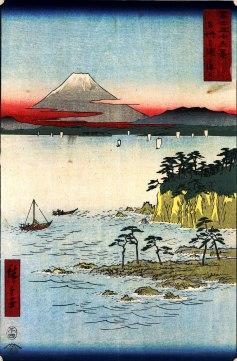 The Sea Off the Miura Peninsula