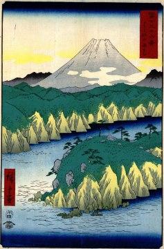 Lake at Hakone