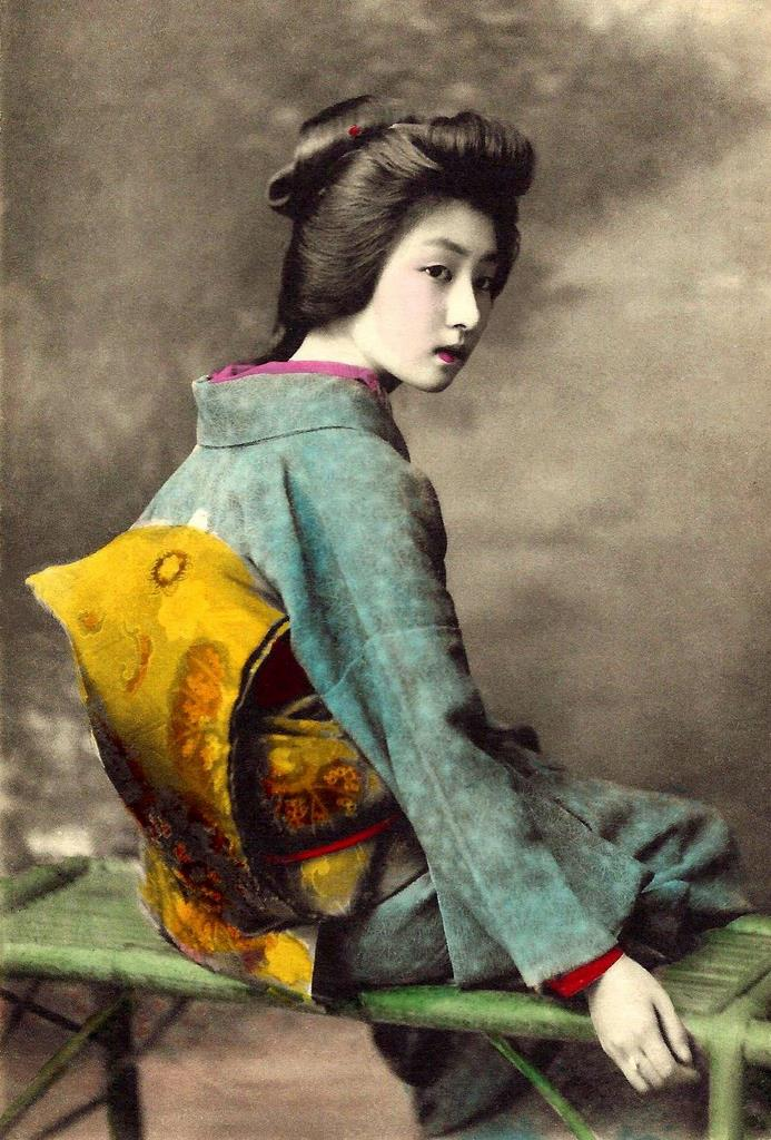 Vintage Japanese Photography
