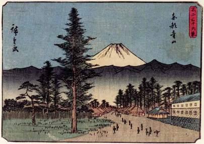 Aoyama in Eastern Capital