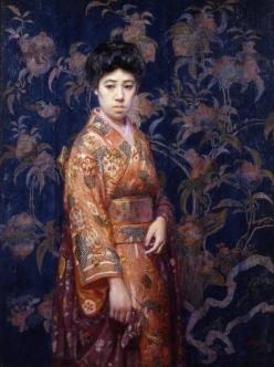 Before the Chinese Silk