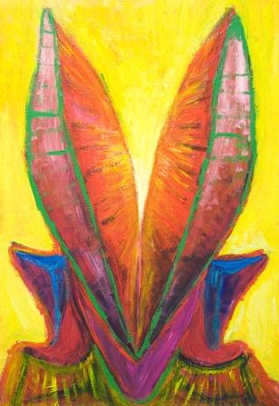 Split Head Angel