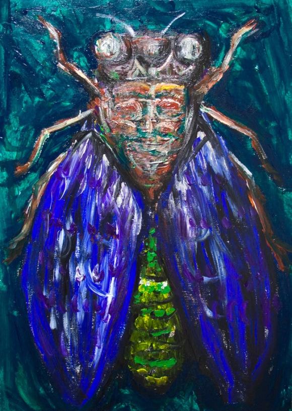 The Blue Cicada