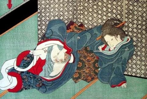Kunisada Surimono