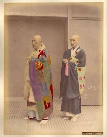 Buddhist Priests