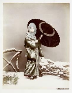 Snow Costume