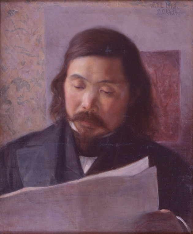 Portrait of Jiro Okabe