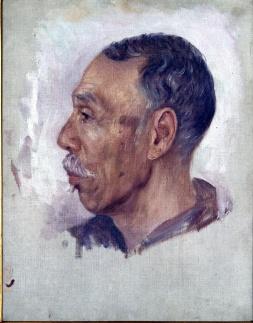 Portrait of Aritomo Yamagata