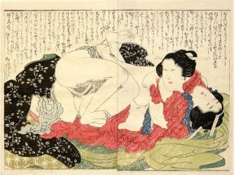 Lesbiennes (Harikata)