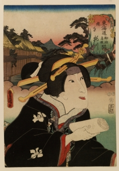 Tokaido Gojusan Tsugi no Uchi