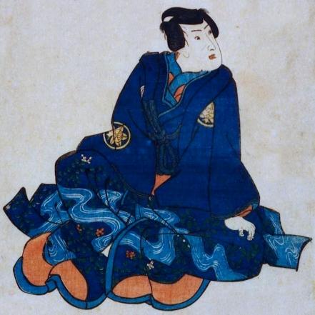 Uzaemon Ichimura Inaba no Suke