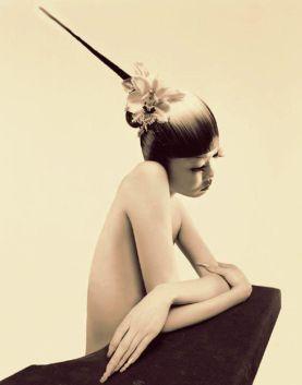 Japanese Nude (Martin Draax)